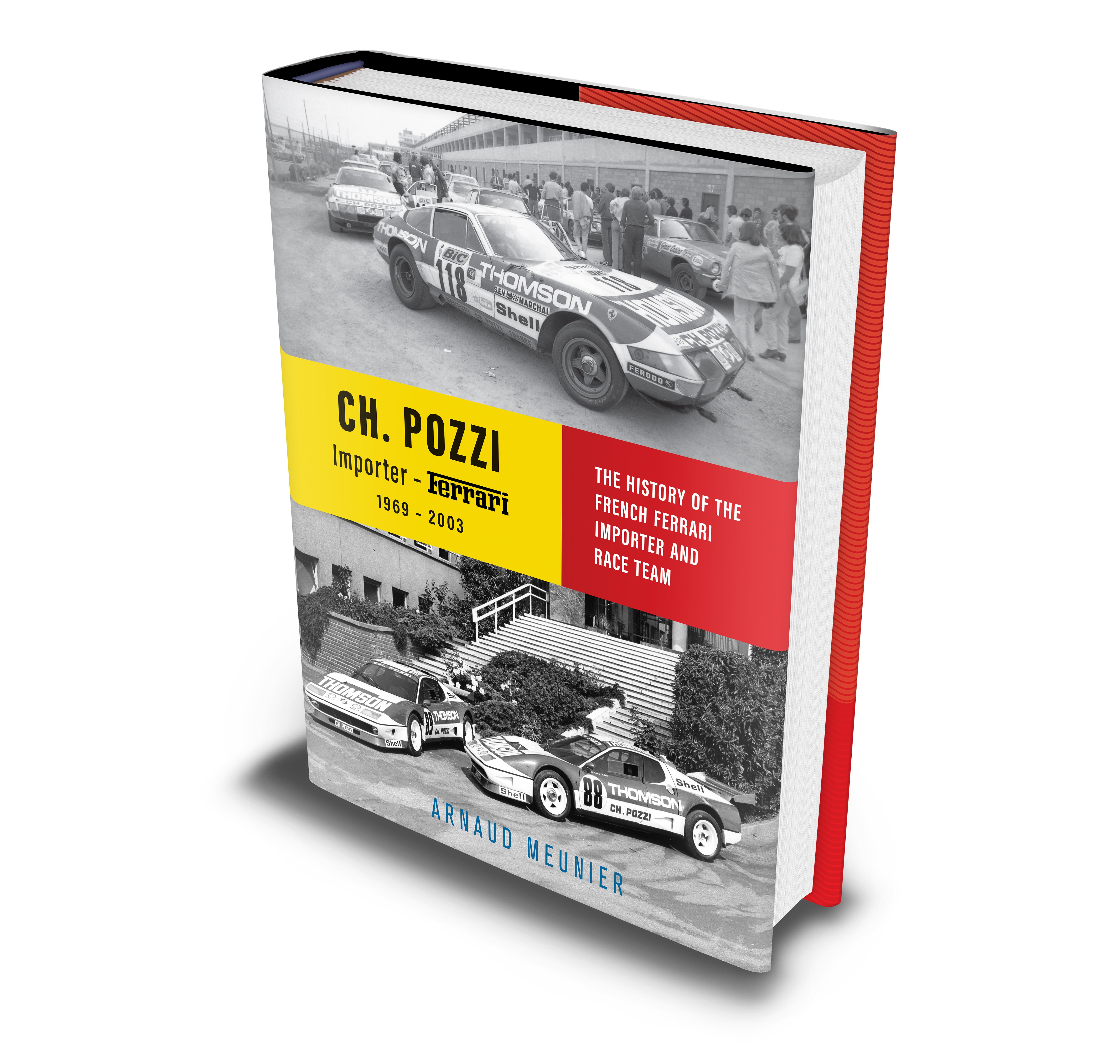 Charles Pozzi - Published early Feb 2021