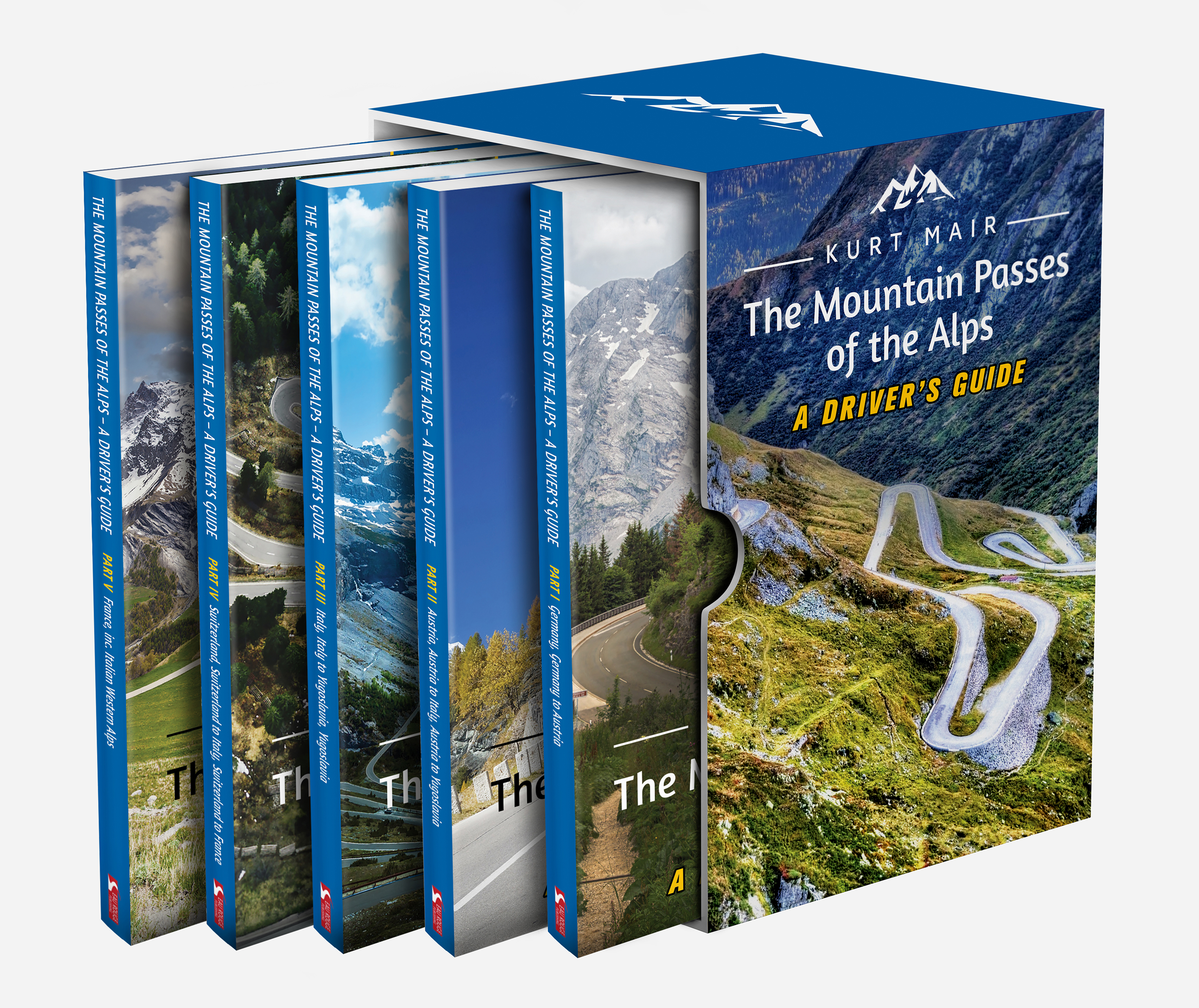 The Mountain Passes of the Alps - A Driver's Guide